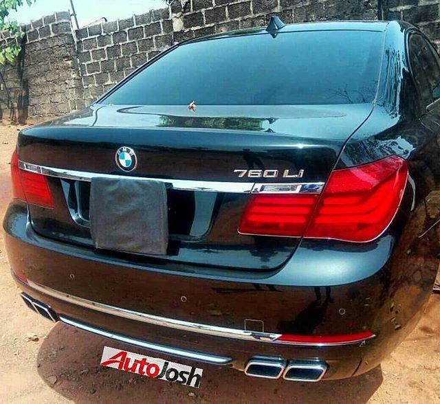 BMW 760li The Major Rival To Mercedes Flagship Luxury Car Credsupercarsofnigeria Autojoshng Bmw Instagram P Bd8K8UThyl8