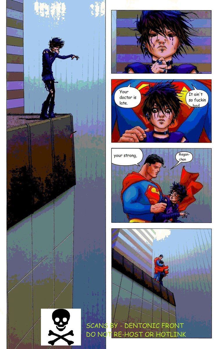 All-Star Superman, Scanlation Edition ht...
