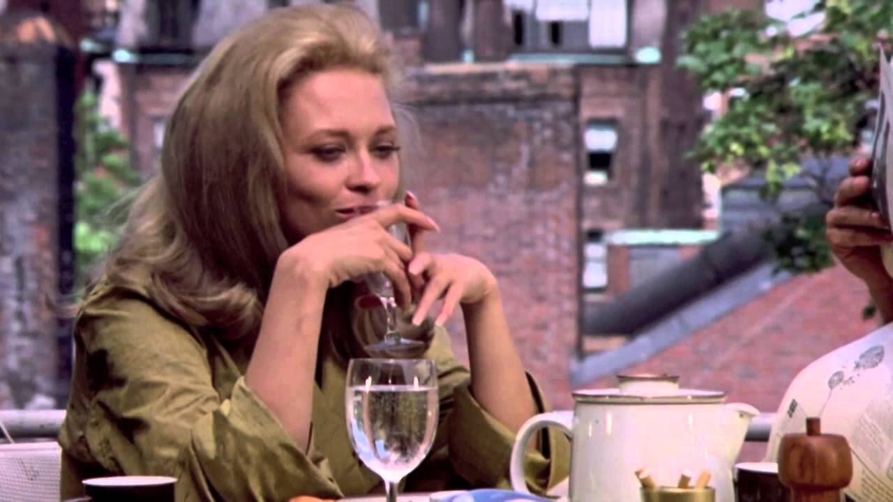 Happy birthday, Faye Dunaway! Here in the coolest movie ever made: The Thomas Crown Affair (1968).
