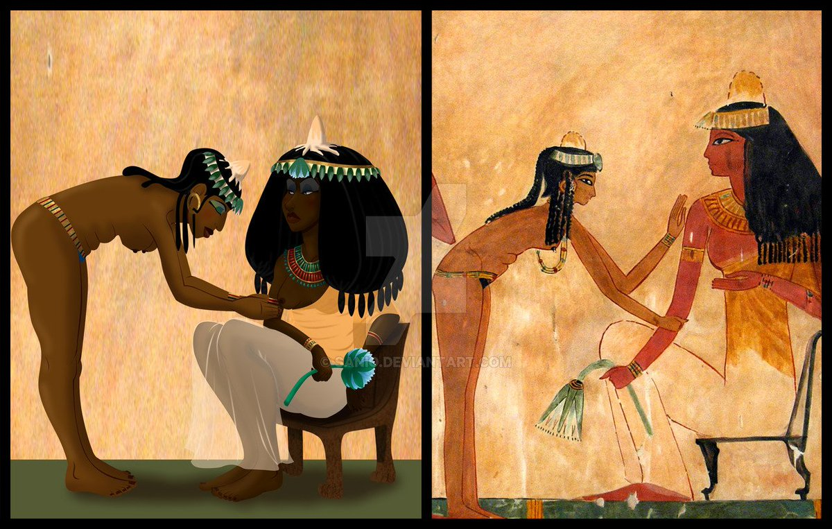 Ancient Egyptian Sexuality Archaeology Of Ancient Egypt