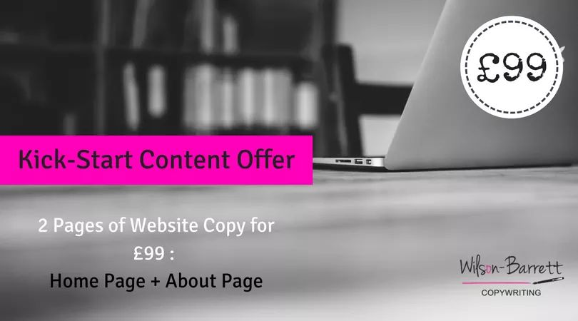 Limited offer: 2 pages of web copy for just £99!   #Bizitalk #womeninbiz #womaninbiz #Yorkshire #Yorkshirebiz #EnglandHour<br>http://pic.twitter.com/anB5cKZJyK