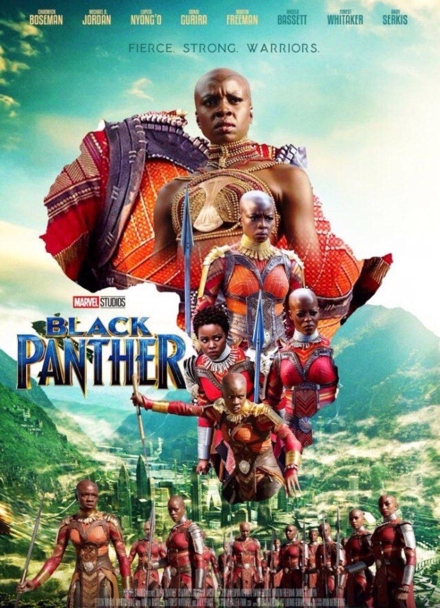 Long live Wakanda!! #BlackPanther