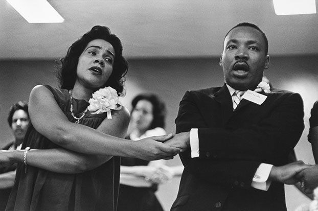 1/ Today, we'd like to honor Dr. Martin Luther King Jr., by celebrating his partner in life and struggle, Coretta Scott King, who was a writer, anti-war activist, women's rights activist, and civil rights icon in her own right. #HerStory