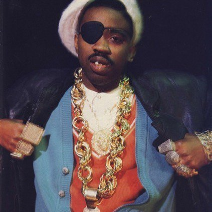 Happy Birthday Slick Rick!!