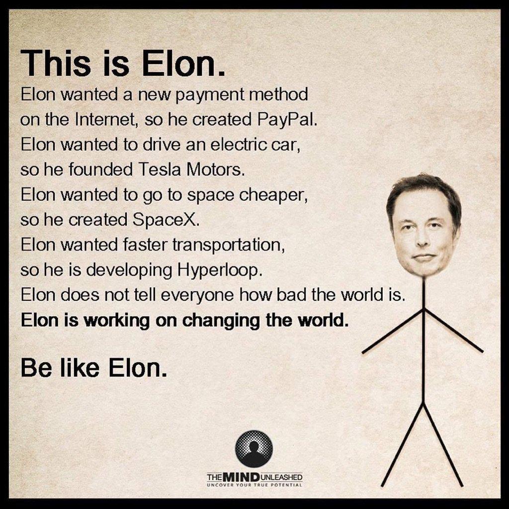 Elon Musk News On Twitter Be Like Elon