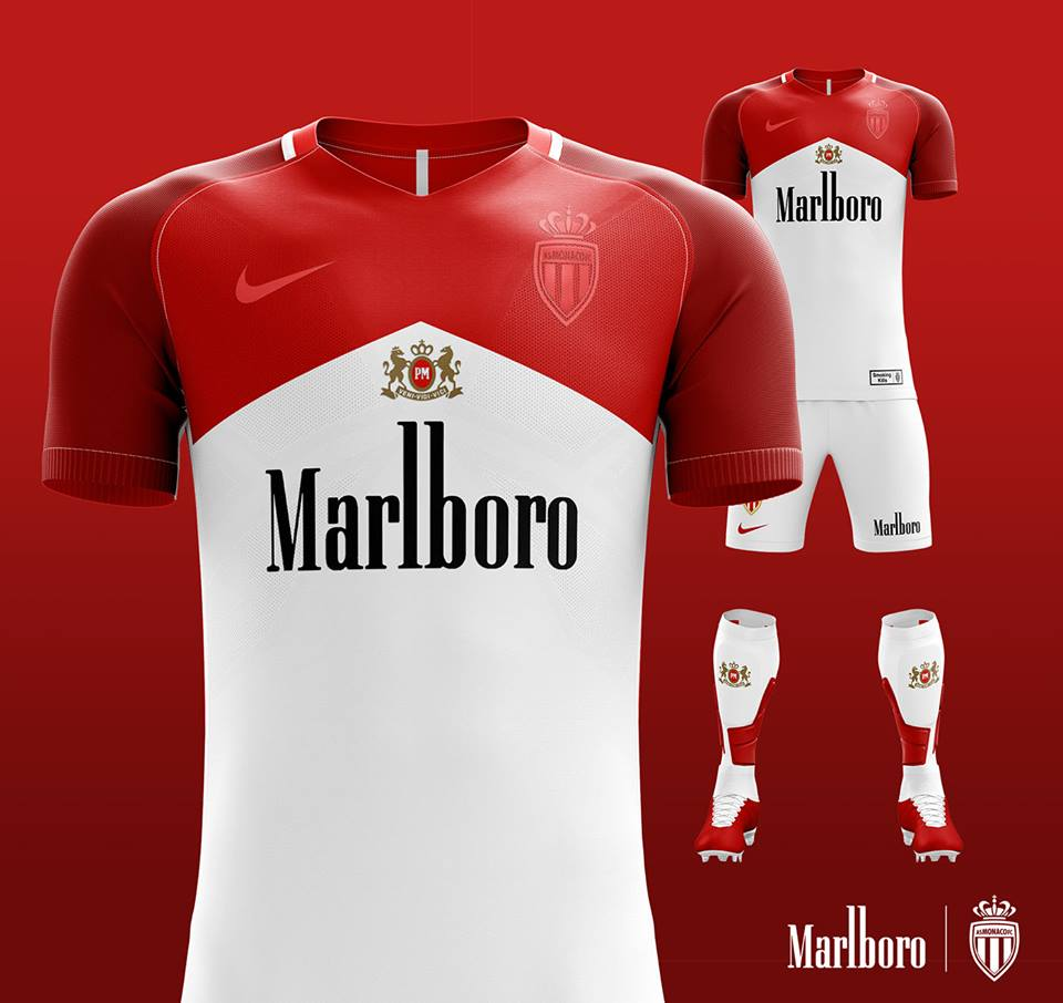 RT @ReyadaCom: ماذا لو أصبحت شركة مالبورو راعي فريق موناكو 🤔؟ https://t.co/ycqIKpuvDU