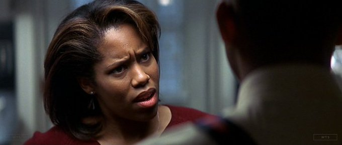 Regina King was born on this day 47 years ago. Happy Birthday! What\s the movie? 5 min to answer!