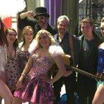 Fab Rag Bag last night @StrayDogBeer with @lukejacksonuk @MissKostonKreme @RynestoneMagic @RandiRouge  Richard Andrew Kaulbars, Rebecca McDonald & Tracey Arsenault!!!! What talent #lovemyjob xoxoxo