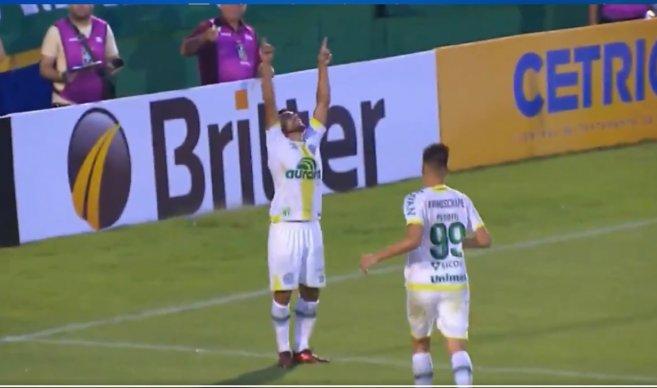 Alan Ruschel, el reecuentro con el gol y un emotivo festejo. 👉https://t.co/JZeElGSIqc https://t.co/BXRcc6riVg