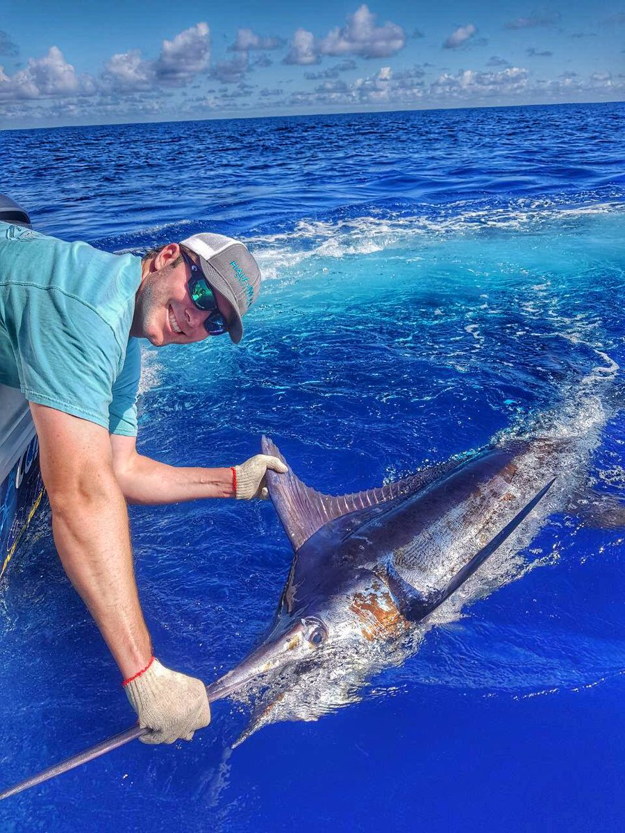 Golfito, CR - Capt. Javier from Zancudo went 13-19 on Blue Marlin over 2-Days.