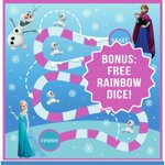 Frozen Board Game (with free printable rainbow dice) https://t.co/ZgQSdUKPI5