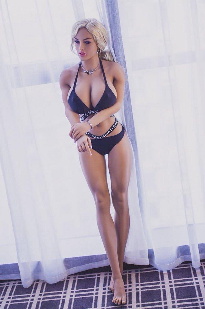 RT @I_pissVodka: This sex doll can even dance Shakushaku.  Issallova https://t.co/7jaLLAIvU6