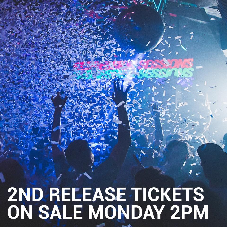 2nd Release tickets four our Valentine special at @FireVauxhall go on sale today at 2pm!
