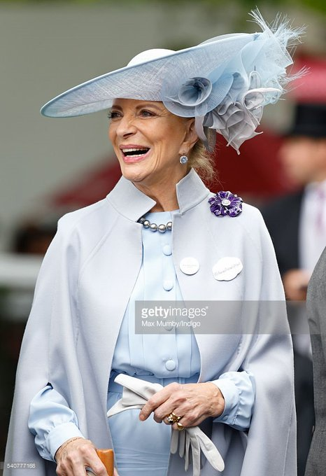 A very Happy Birthday to Her Royal Highness Princess Michael of Kent. I wish her a lot of health and happiness.