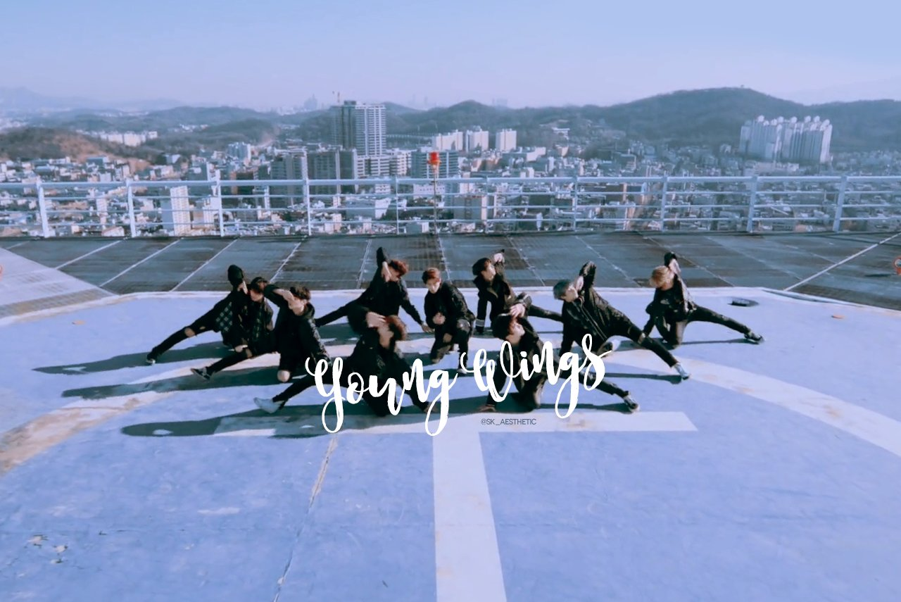Stray Kids Uae On Twitter Straykids Wallpaper From Straykidsyoungwings Credits Sk Aesthetic