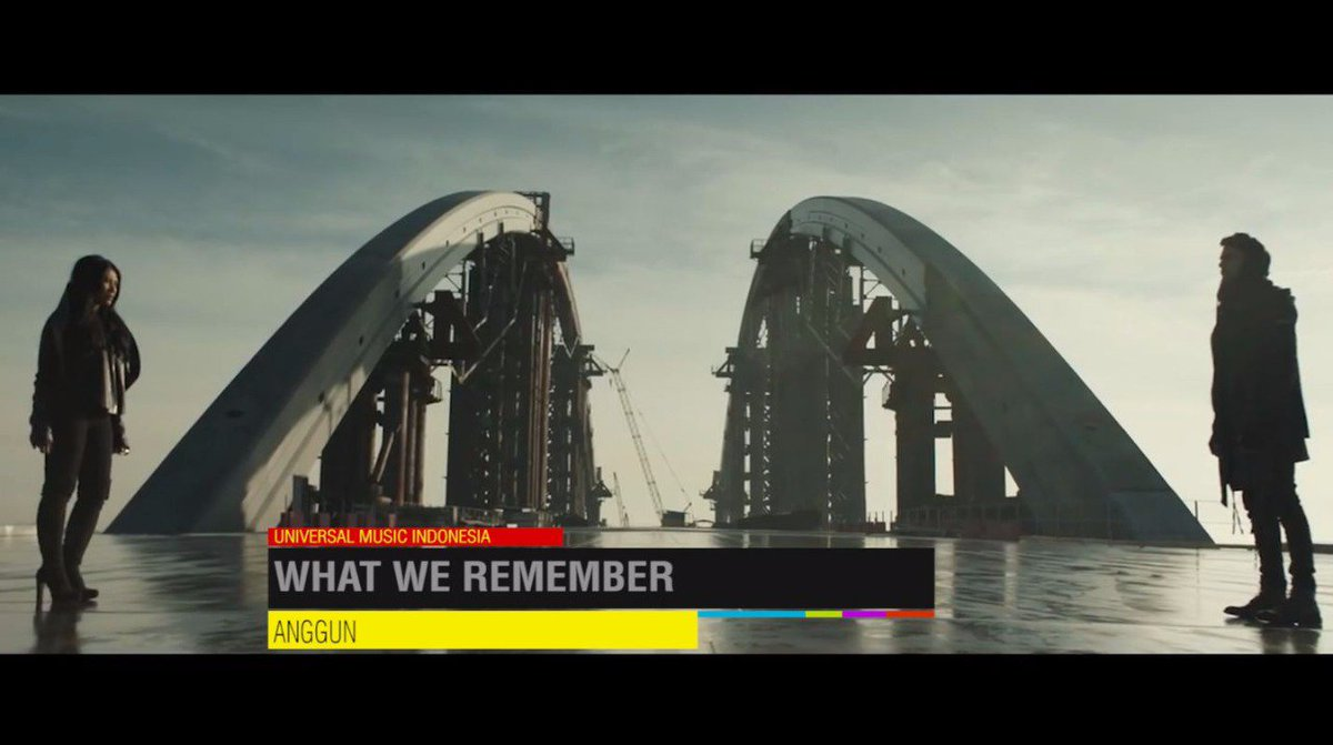 #NowPlaying @Anggun_Cipta - What We Reme...