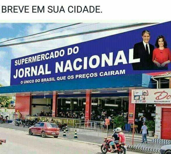 Meme ironizando o Jornal Nacional bomba nas redes https://t.co/2jEO3mL63I
