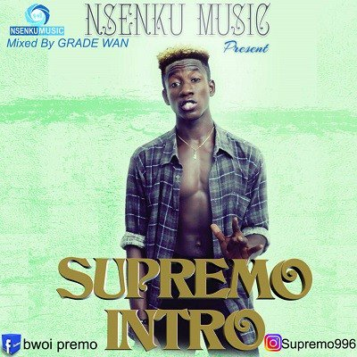 #KubiLive Listen: Supremo — Intro (Prod...