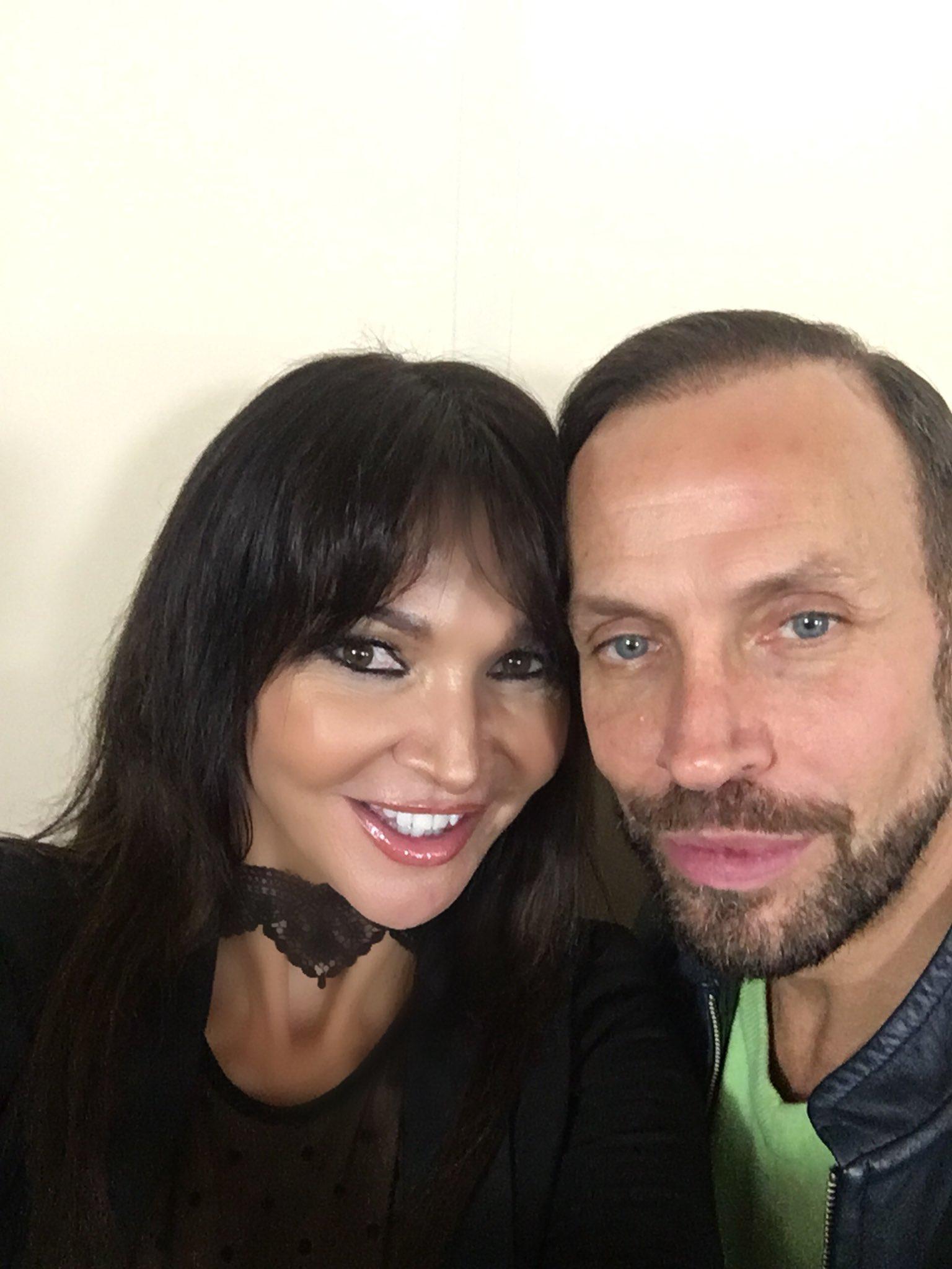 Glowing after @SkeyndorUK facial @LisaHarrisSkin with my lovely @officialJasonG @dancingonice @itv #glowing #skin https://t.co/nU8hTvFuvl