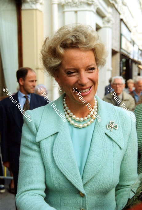 Happy Birthday to HRH Princess Michael of Kent. Photographs (C)