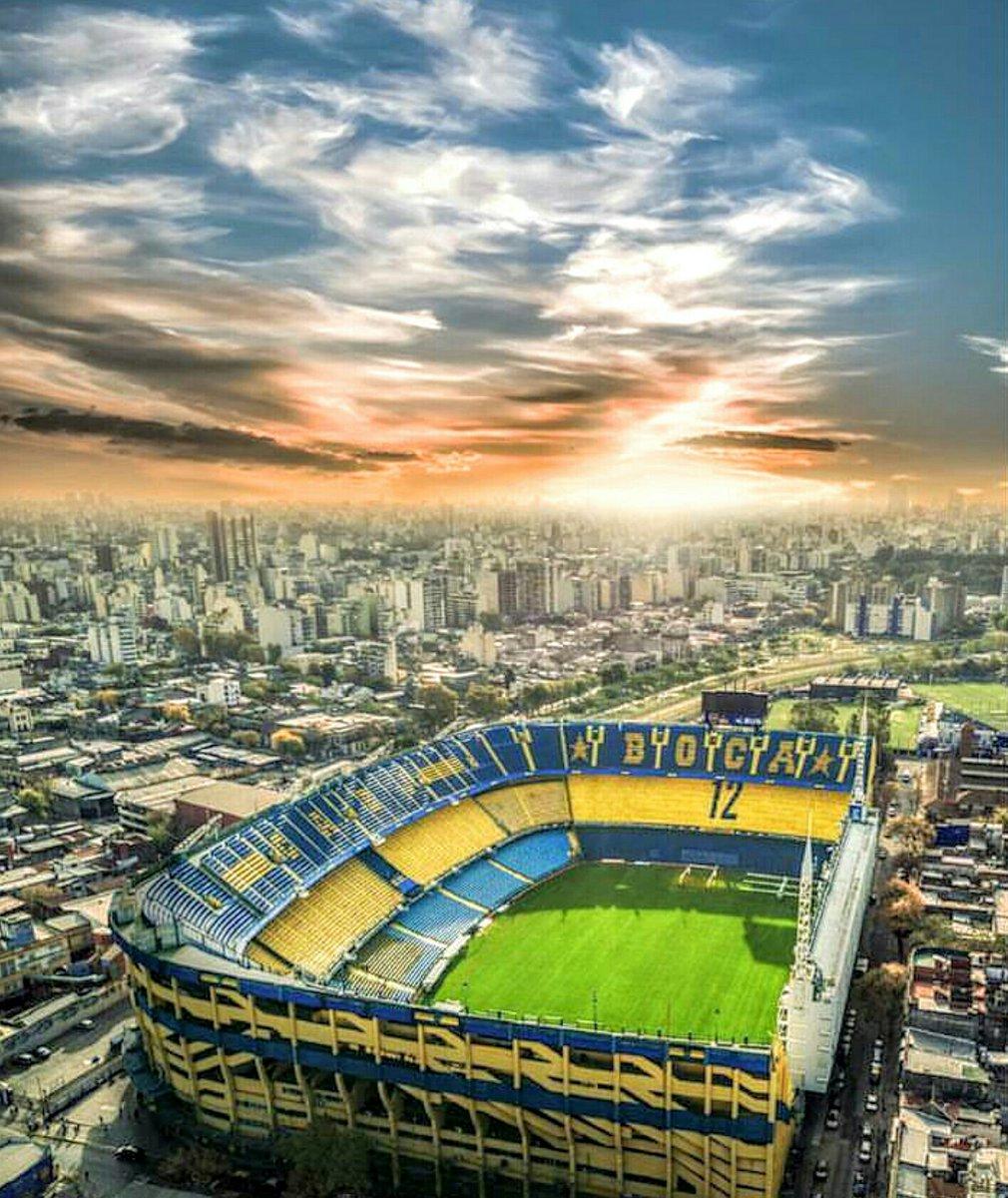 Boca'nın mabedi! #LaBombonera https://t....