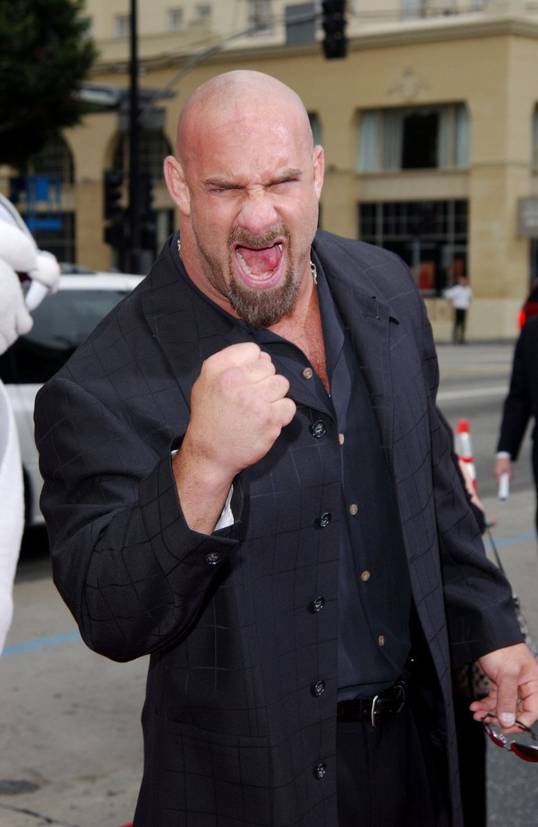 Goldberg be inducted into the #WWEHOF Class of 2018 https://t.co/kvWrdZvRtV https://t.co/segFSRKz5T