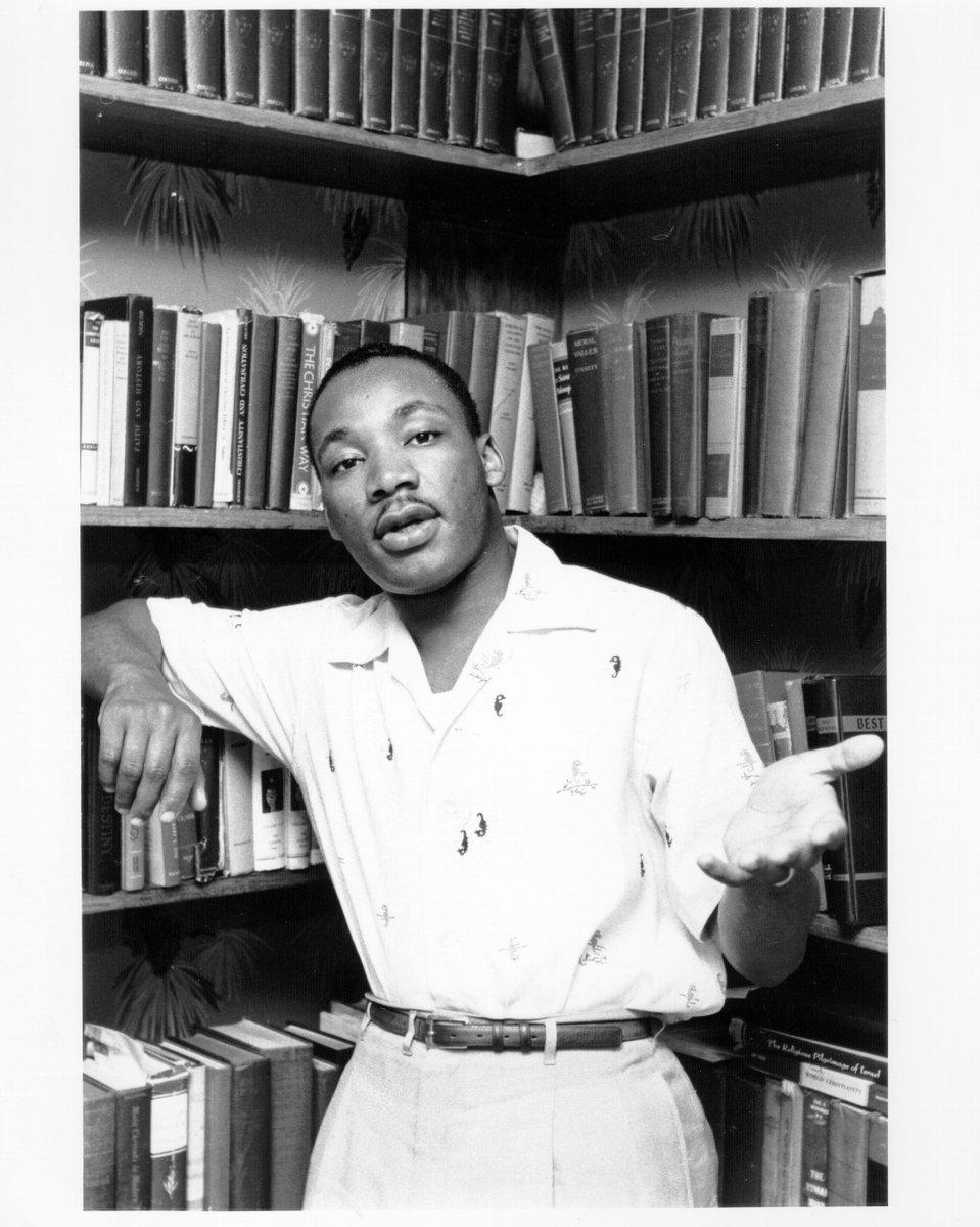 « L'obscurité ne peut pas chasser l'obscurité ; seule la lumière le peut. La haine ne peut pas chasser la haine ; seul l'amour le peut » — Martin Luther King, qui aurait eu 89 ans aujourd'hui. (Crédits : Michael Ochs Archives/Getty Images)