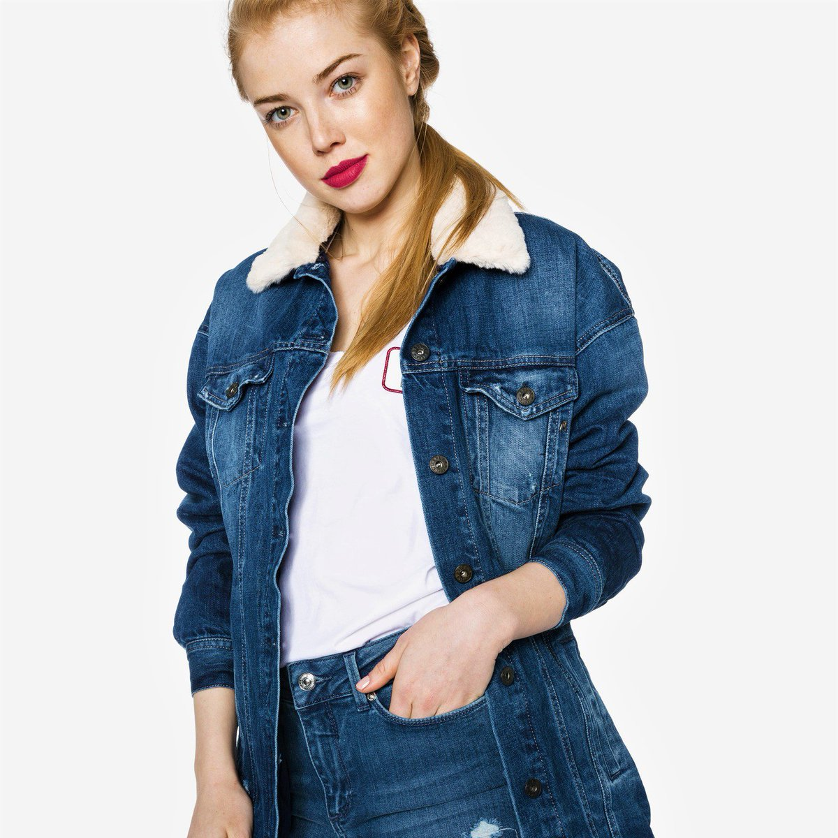 Would you love to have this REPLAY jacket in your wardrobe? 💞🛍 Just today with sale 50 % off on BIBLOO❗️https://t.co/opYFkfD7Ot https://t.co/hYFaCIFY0I