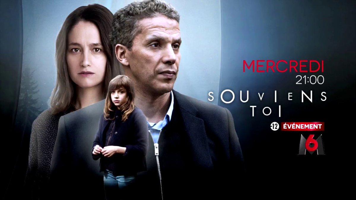 RT @M6: Tout de suite, la suite de votre série thriller #SouviensToi avec Marie Gillain et Sami Bouajila https://t.co/DvxbapDLwU