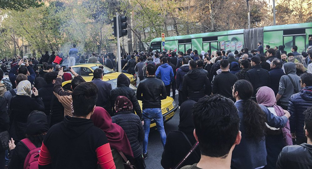 OPINION: Who, what and why triggered the #IranProtests https://t.co/N2Q3nxHy0E