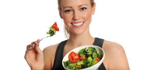 Диетические салаты рецепты с фото простые и вкусные