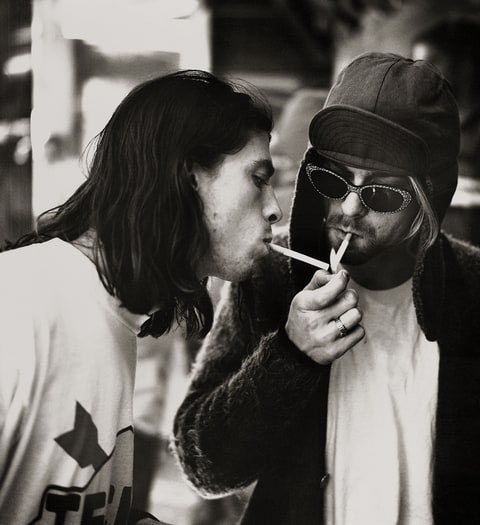Happy birthday David Grohl!