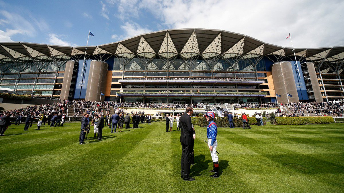 'Our total prize-money this year is over £13m for the first time, with Royal Ascot well over £7m, which are important milestones' https://t.co/OpyT7OouLb