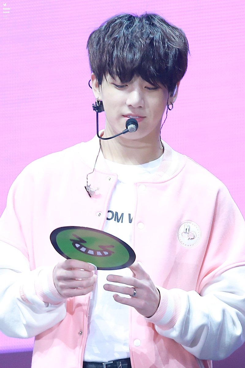 180114 4th Muster Fanmeeting  #정국 #방탄소년단...