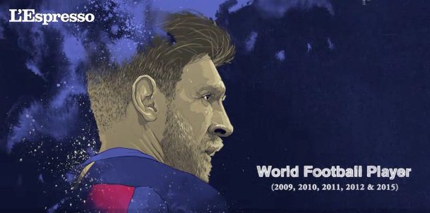 Il lato oscuro di #Messi IL VIDEO https:...