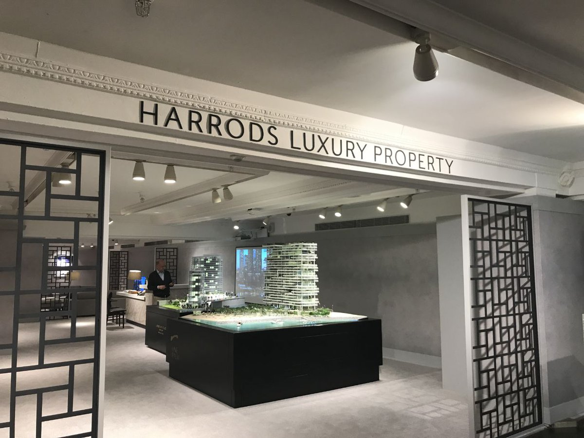Visit Us On Second Floor. #harrods #harrodsuk #harrodslondon #realestate  #LuxuryRealEstatepic.twitter.com/gAxdHvrQK8