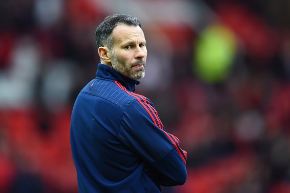 BREAKING: Ryan Giggs named Wales manager. #SSN
