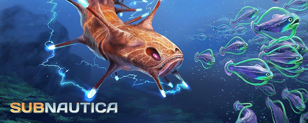Игры subnautica concept