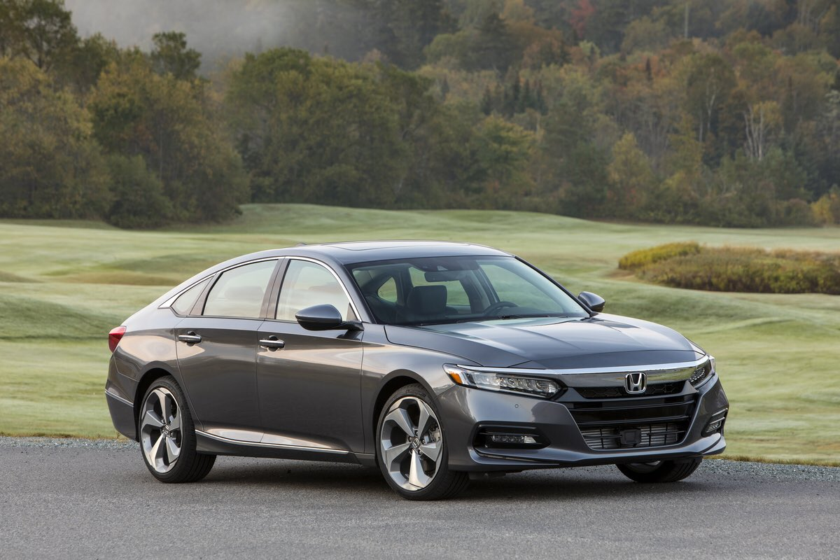 2018 HondaAccord Named North American Car Of The Year NAIASpictwitter 4Xydw8ypph
