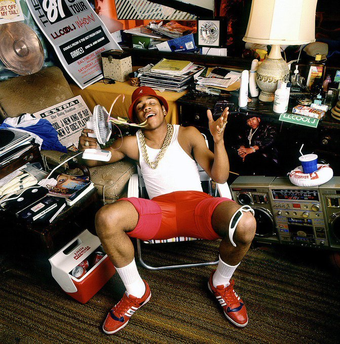Happy 50th Birthday to LL Cool J