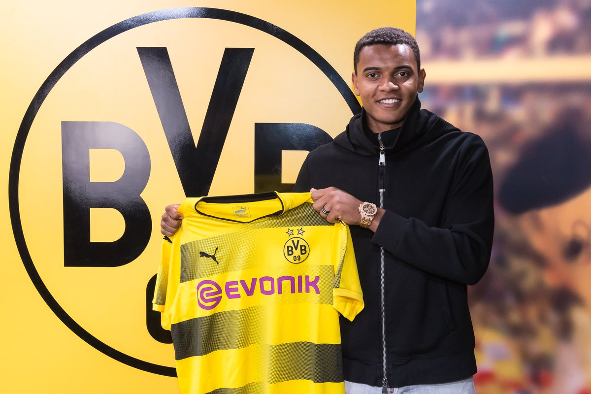 Borussia Dortmund acerta com o zagueiro Manuel Akanji