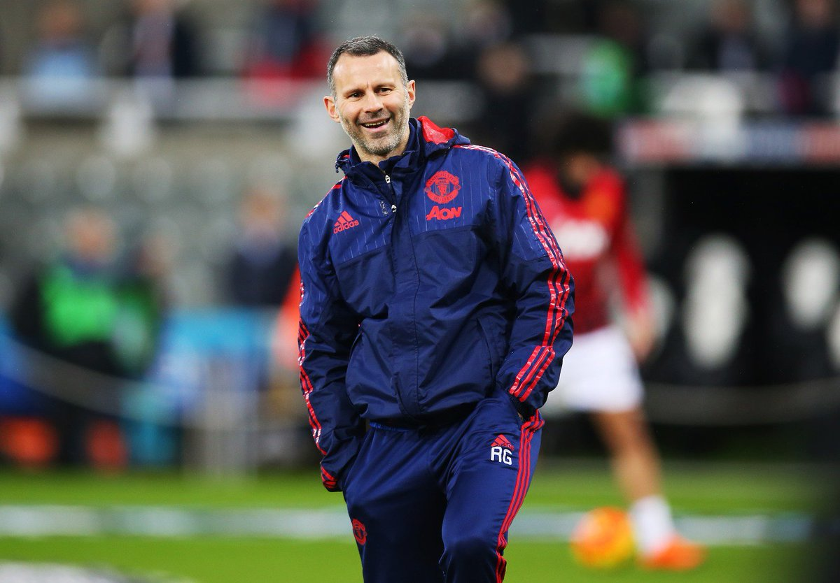 We're wishing #MUFC legend Ryan Giggs all the best in his new role as Wales manager.