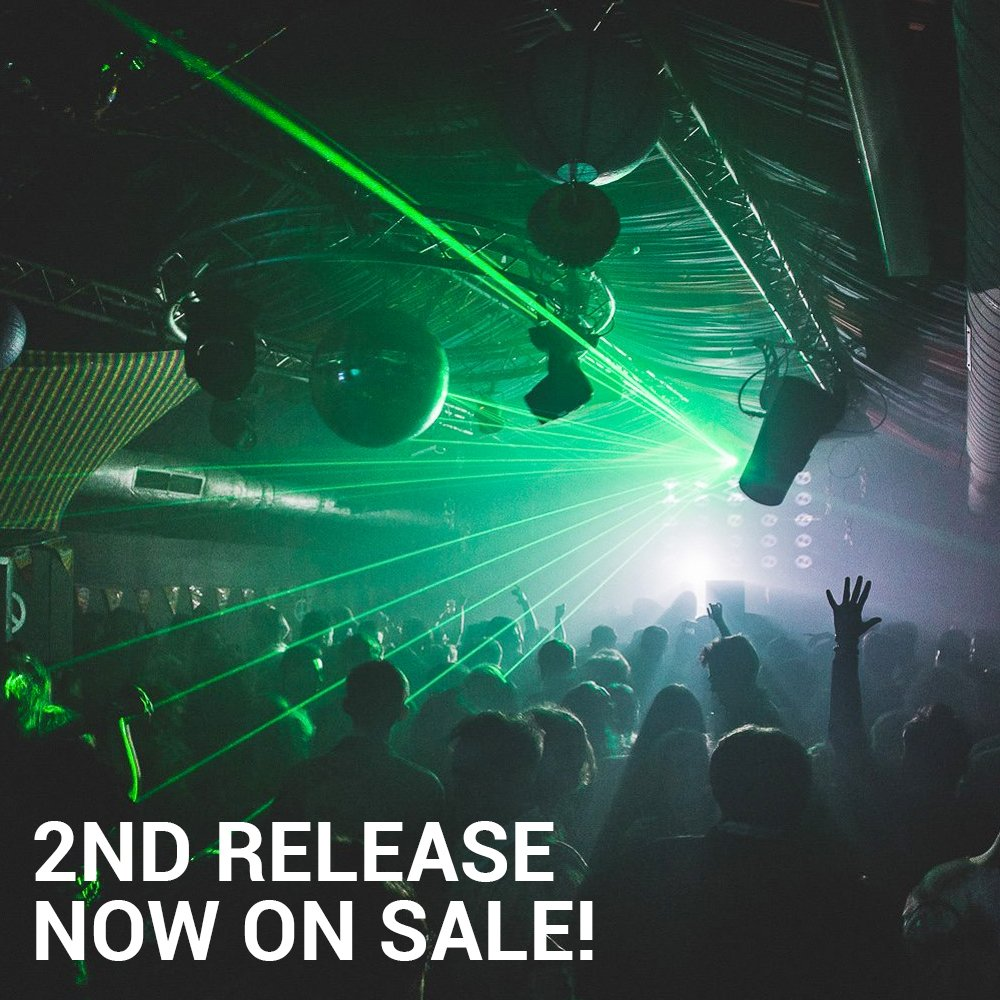 SECOND RELEASE TICKETS ARE NOW ON SALE! Tickets: https://t.co/7g7Uugr676