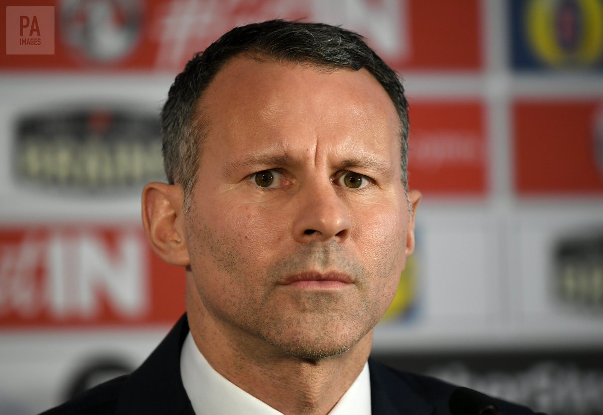 Ryan Giggs has been unveiled as the new Wales manager. #CroesoGiggsy 🏴 https://t.co/qVIYsfUY3o