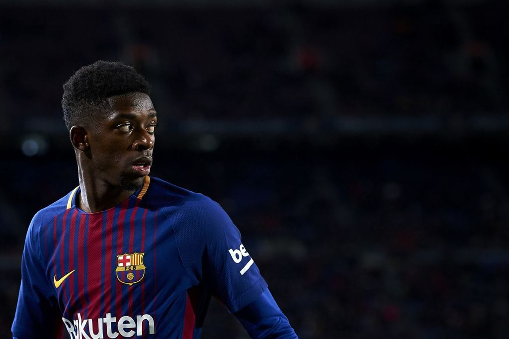 RT @FC_BarcelonaTv: Barcelona confirm injured Ousmane Dembele out for 'three to four weeks' https://t.co/duvs87Xm81 https://t.co/LVUUJmkMLO