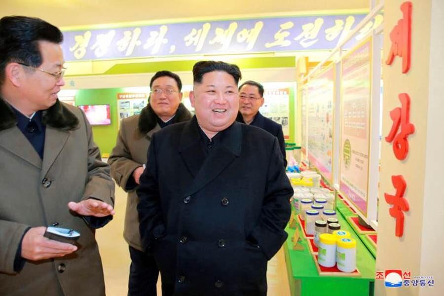North Korea's science center looks start...