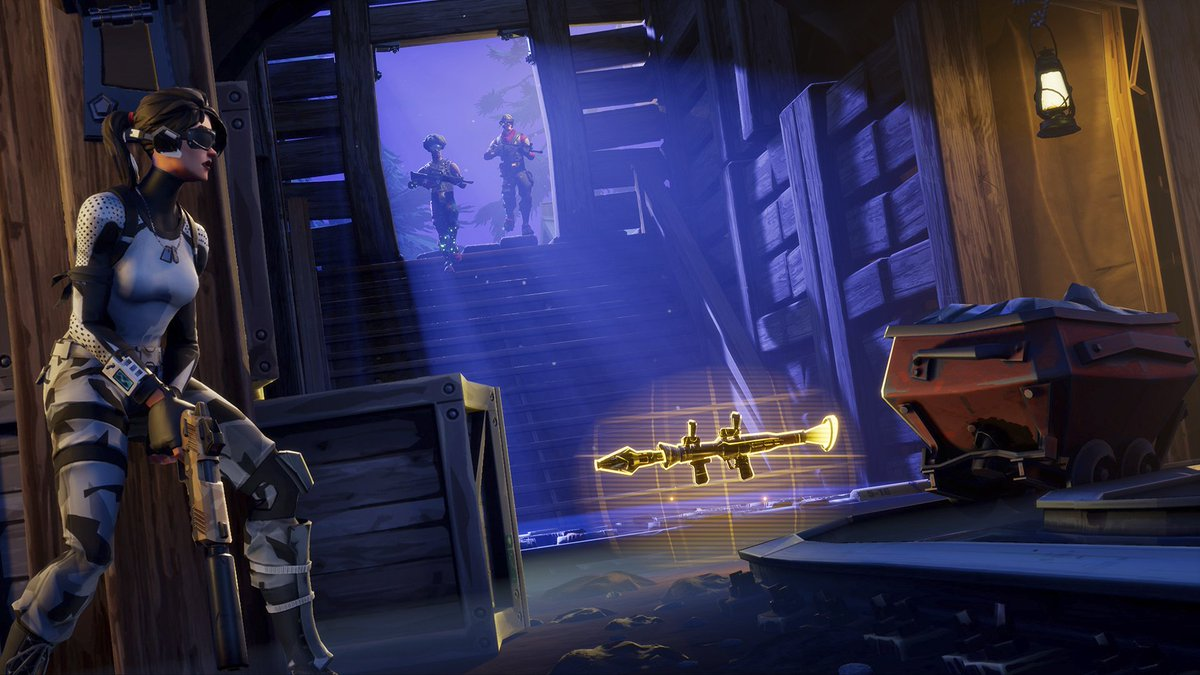 Eurogamer on twitter we could be the biggest game in the western biggest game in the western world epic talks fortnite battle royale map improvements and record player numbers gumiabroncs Choice Image