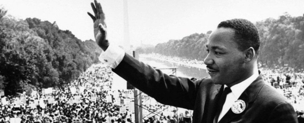 After spending the Obama years on hold, Dr. King's Dream breathes again https://t.co/As4D6vvRCn