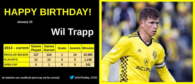 1-15 Happy Birthday, Wil Trapp!
