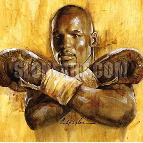 Happy Birthday to the legend Bernard Hopkins.